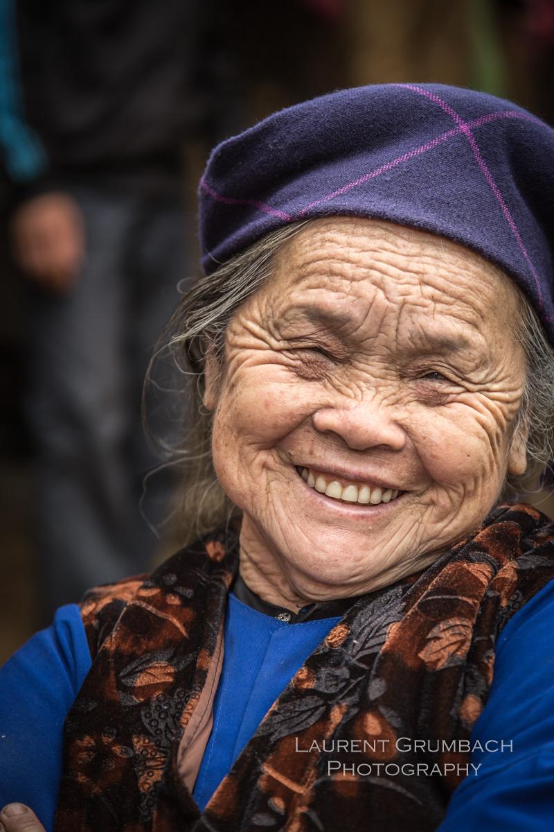 Vietnam face - 1