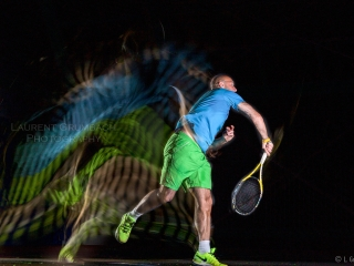 Tennis en Motion Sculpture-12