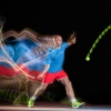 Tennis en Motion Sculpture-9