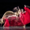 Motion Sculpture – Danseuse Rouge