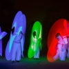 Spectacle sabre laser à US