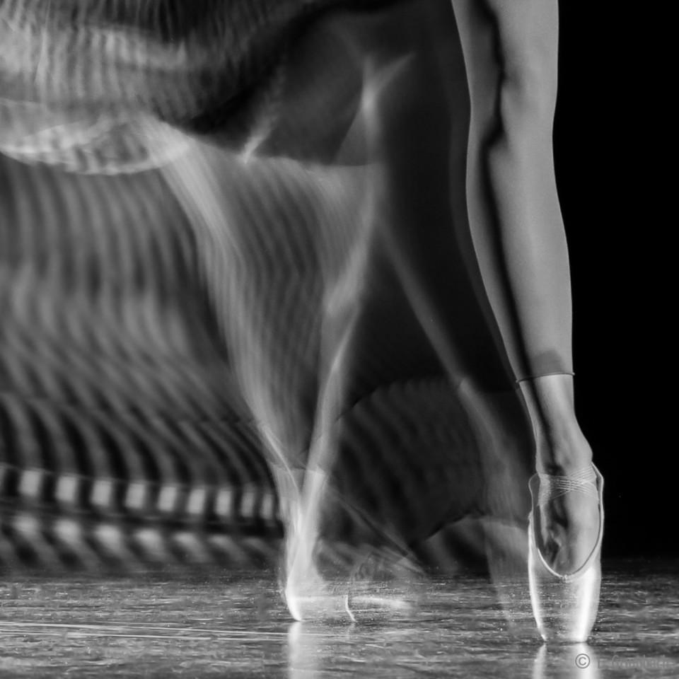 Motion Sculpture - Danse et pointes