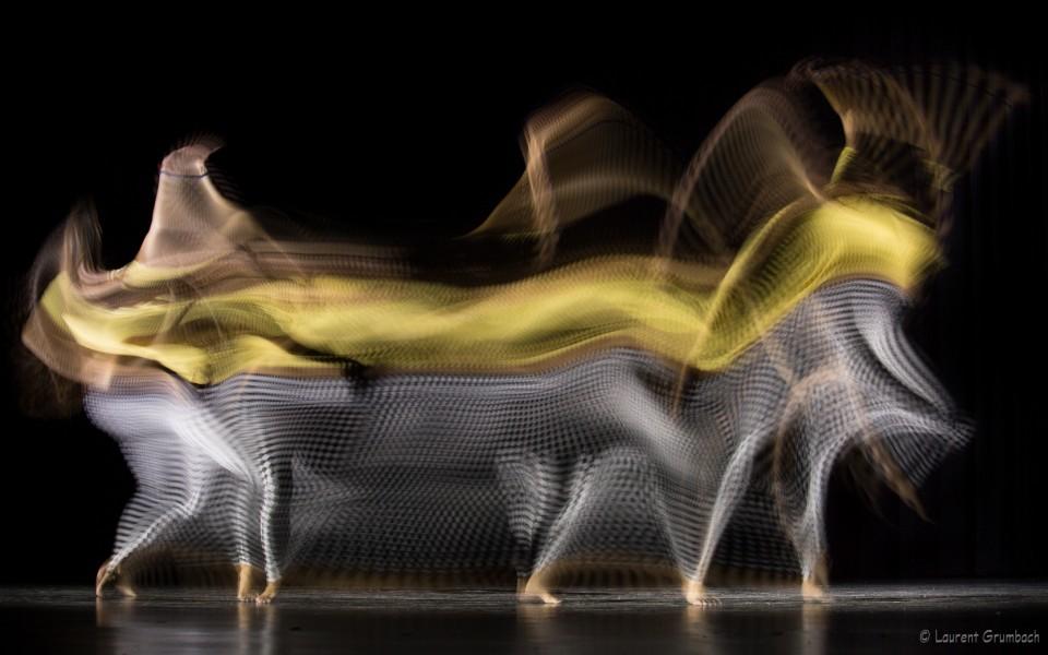 Motion Sculpture - Danse