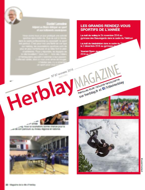 Herblay Magazine