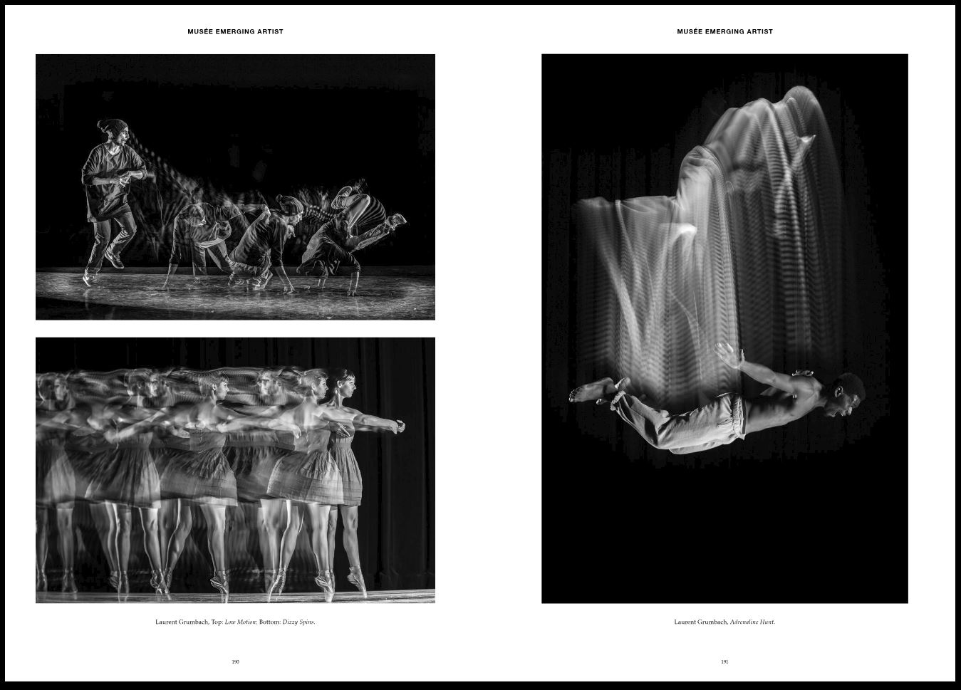Publication in Musée Magazine #20 on Motion. Motion Sculpture pictures
