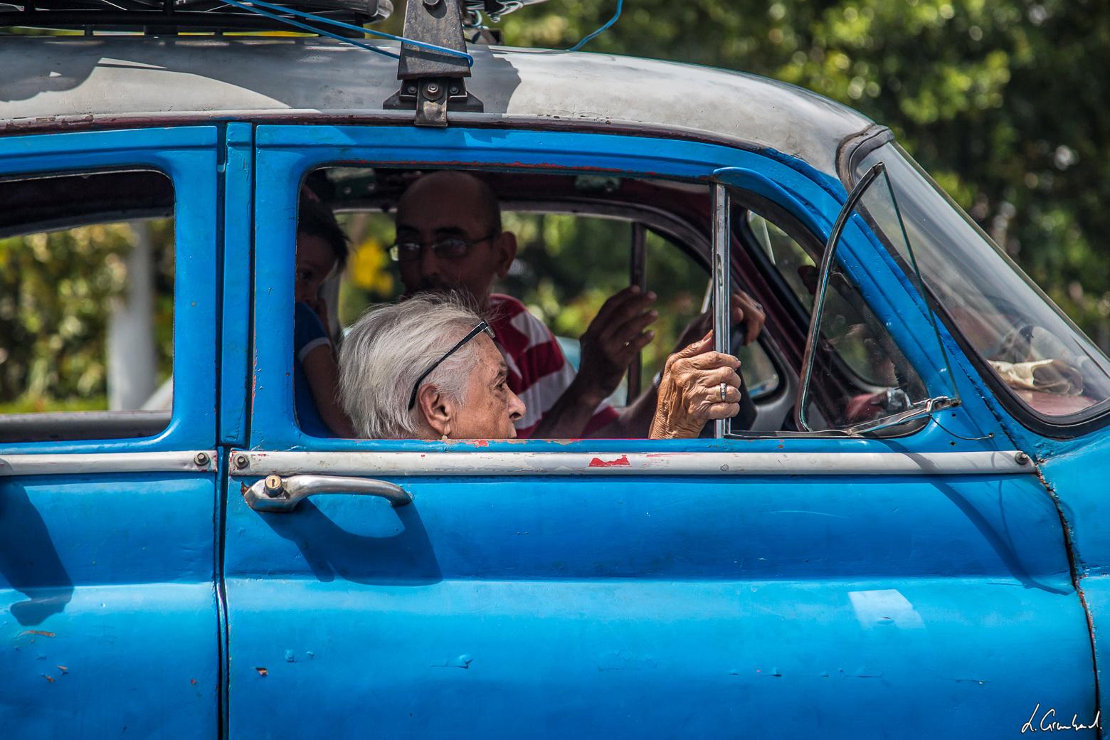 Cuba- La Havane
