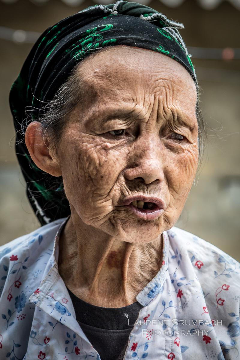 Vietnam face - 21