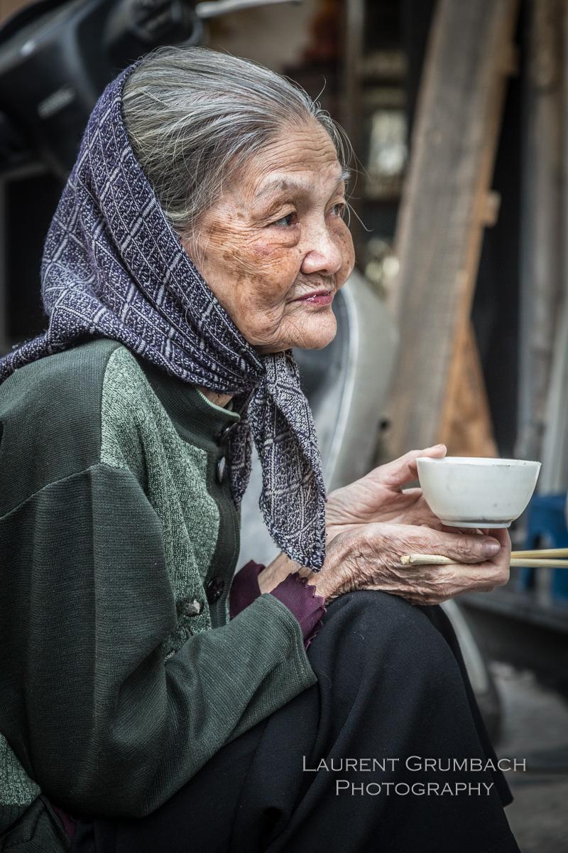 Vietnam face - 3