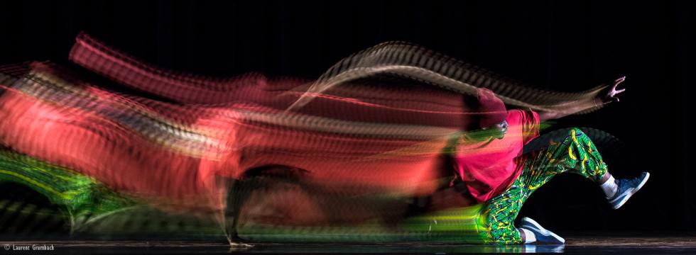 Motion Sculpture: Révélateur de mouvement 1ère partie