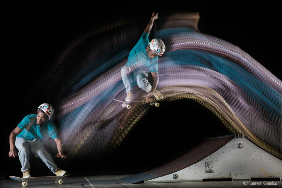 Skate CCR Cergy