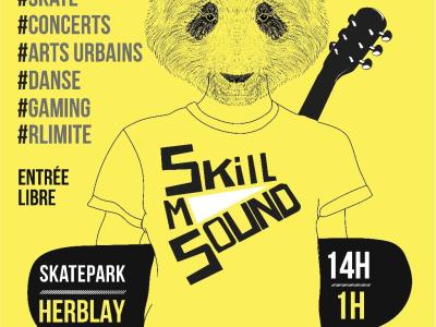 BMX Skill'M'Sound Herblay 2016