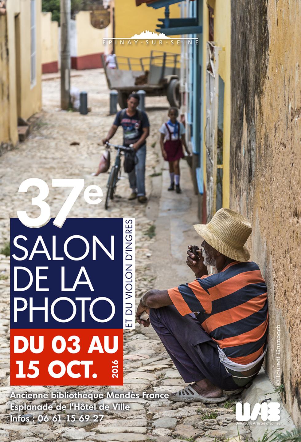 SALON DE LA PHOTO EPINAY SUR SEINE 2016
