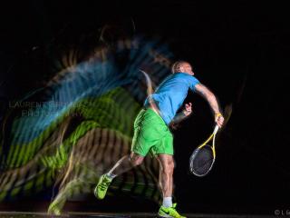 Tennis en Motion Sculpture-12