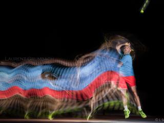 Tennis en Motion Sculpture-14