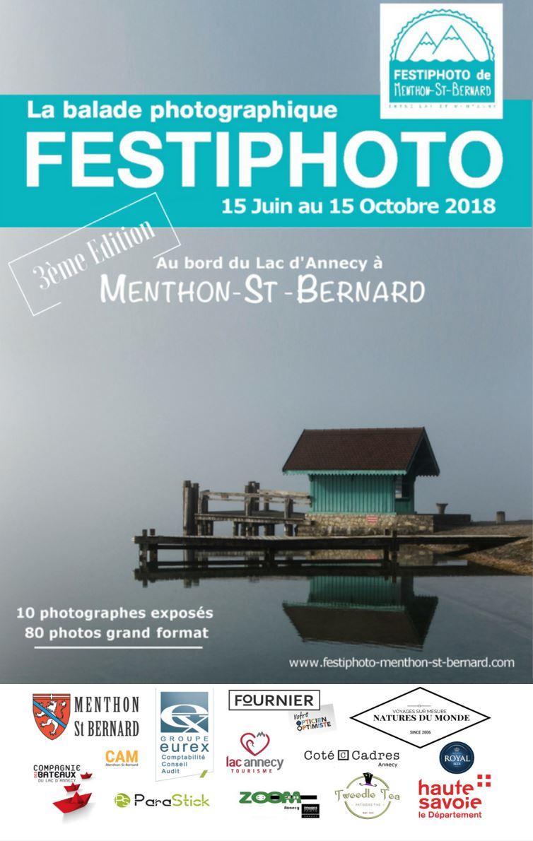 flyer Festiphoto 2018